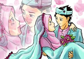 Married Muslim by cahaya-pemimpin