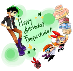 .: HBD Fanficdude ! :. by Finni-NF