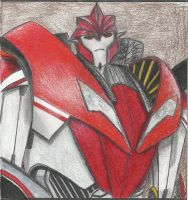 Knockout - birthday card by LadyIronhide