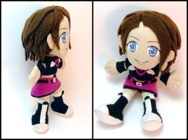 Casey Q Plushie by Jequila