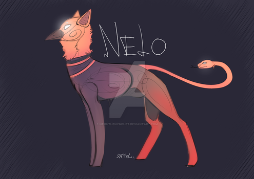 Nelo -  Adoptable CLOSED by NemuTheNymphet
