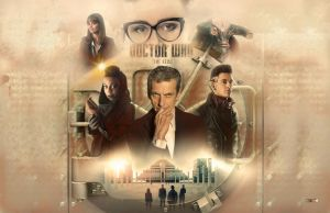 Doctor Who - Time Heist by 1darthvader