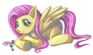 Fluttershy - Natural Kindness by Hedrick-CS