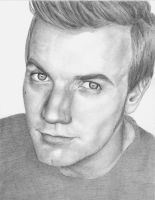 Ewan McGregor by sketches-lover