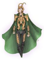 Loki get out of my head by fruits-basket-head