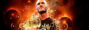 Randy Orton by DarkComeback
