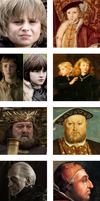 ASOIAF historical counterparts by SingerofIceandFire