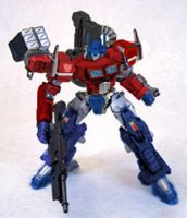 Armored Core:Optimus Prime Alt by leangreen76