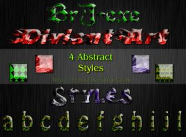 Abstract Styles by BrJ-exe