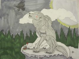 Wolf's Song - WWHC by Rurouna
