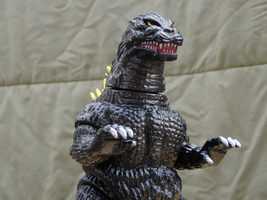 Marmit Godzilla 1989 - Preview's Exclusive #6 by SpaceG92