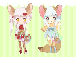 Adopts {7~8} Auction:closed by Rainbowstarrs
