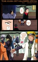 TeamAsuma 2007 Halloween Pg 2 by BotanofSpiritWorld