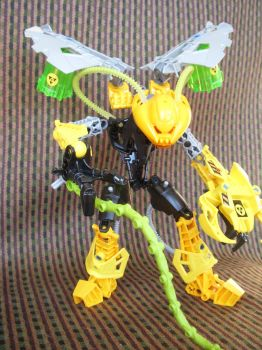 bionicle-sludgebomb by bnvrkd