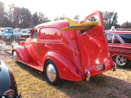 36' Chev Delivery C by Eagle07
