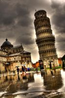 pisa by uurthegreat