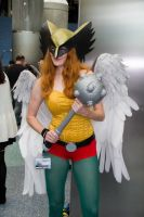 Classic Hawkgirl by Were-All-Mad-Photos