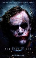 The Heath Ledger Joker Tribute by joker103