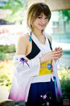 Yuna - FFX by Mostflogged