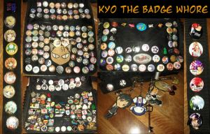 Photos: Kyo The Badge Whore by Gemema537