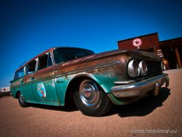 Long Beach Rambler by Swanee3