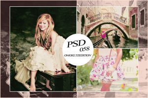 PSD 058 by OmgKltzEdition