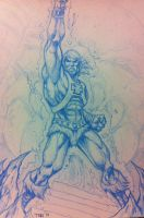 He-man by Tomuribecastro