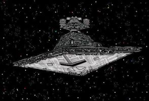 STARDESTROYER by PLANETKURTH