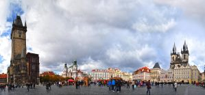 The Old Town Square by TheMetronomad