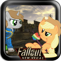 Fallout: Pony Vegas by Emper24