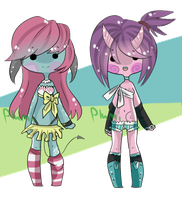 Demon Gurlz Yay {Closed} by Ruruuni