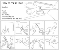 How to make love by MikeDeen