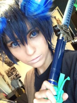 Rin Okumura Costest by NiniMichiko