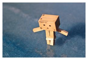 Ice Danbo by Robinours2b