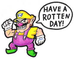 WARIO by Deuterag0nisT
