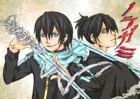 Noragami by zetfer