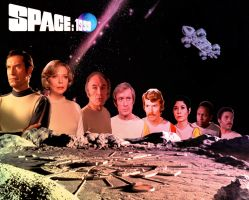 Space 1999 Year One Poster edit by stick-man-11