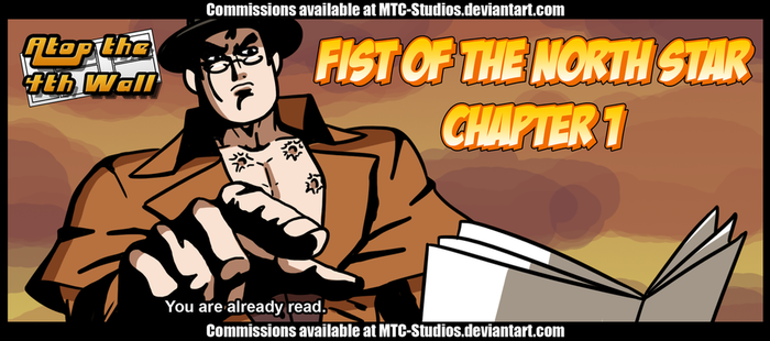 AT4W: Fist of the North start chapter 1 by MTC-Studio