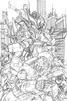 autobots_pencils by markerguru