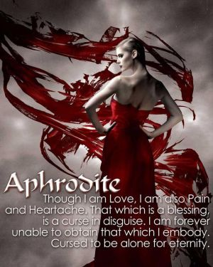 Aphrodite, Olympian goddess of Love