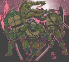 TMNT by cmhunt