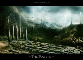The Towers by anna1984