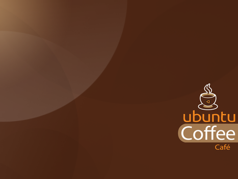 Ubuntu Coffee Wallpaper by papandtc