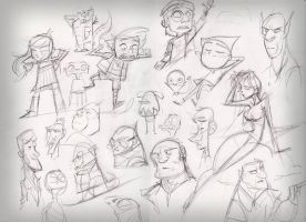 doodle of the day 25.09.14 by Gilmec