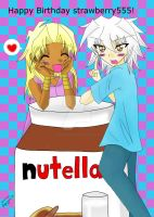 Nutella Thiefshipping by Sagojyousartpage