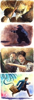 Fantastic Beasts and Where to Find Them by JohannesVIII
