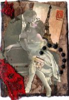 ATC:ParisRomantic Fairytalez by AeliaNaqwiDesigns