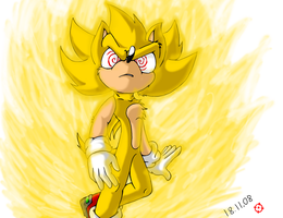 Fleetway Super again by SneakingSniper