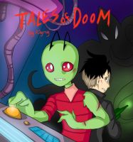 Tales of Doom Cover 2 by 10yrsy