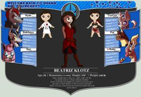 BFOI App - Year 2 by beatrizearthbender